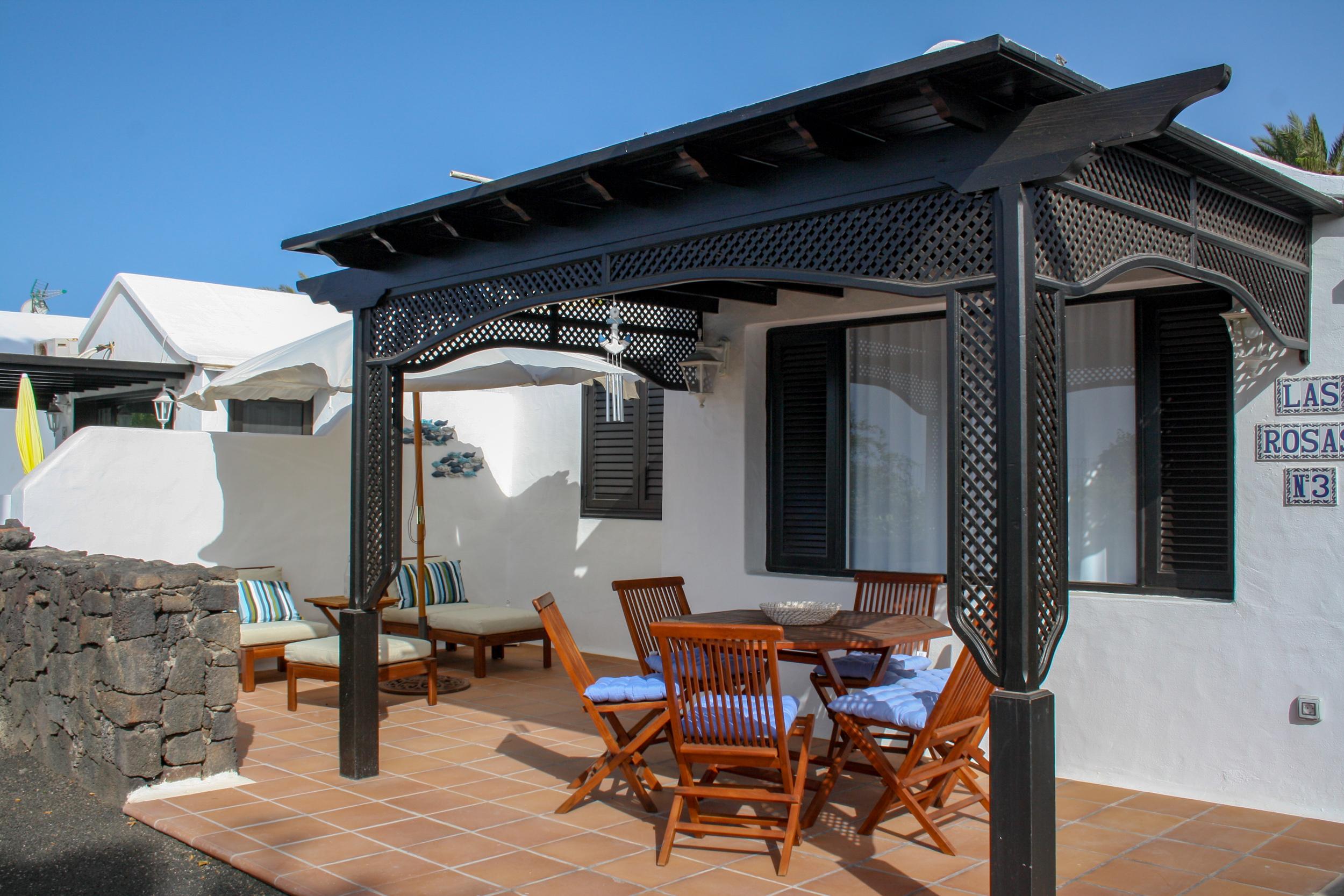 Casa las Rosas Buenavilla Lanzarote