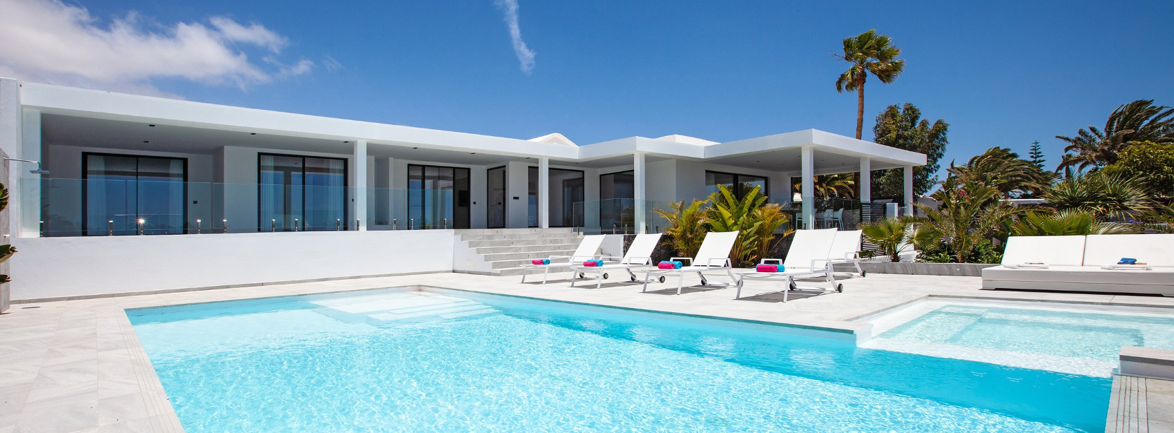 Luxury Villas in Lanzarote