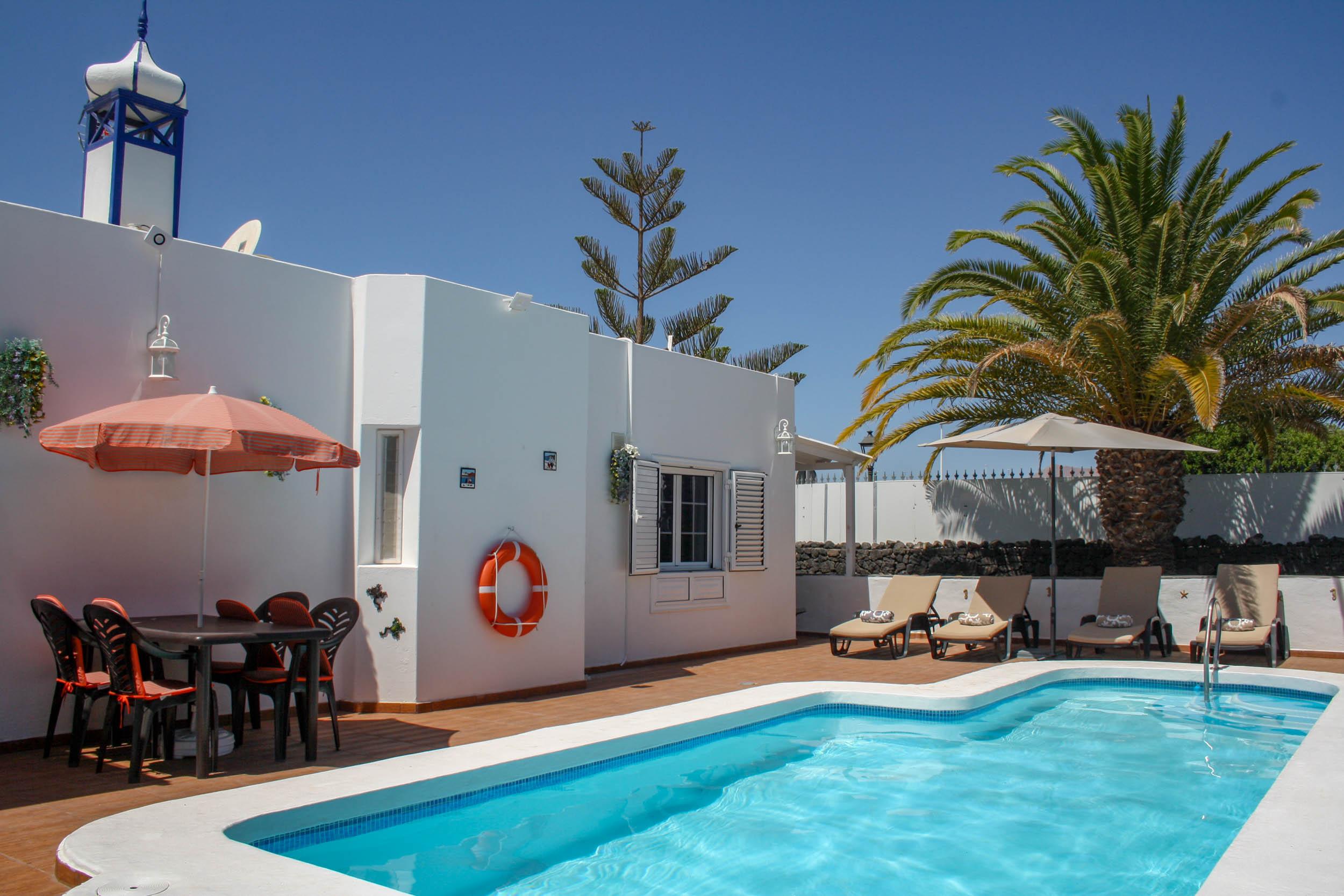 Villa Oliveira Buenavilla Lanzarote